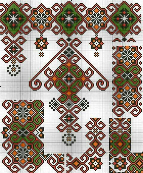 Пін від користувача Lyuba Marchuk на схеми для вишивки  0be5839a5dd93