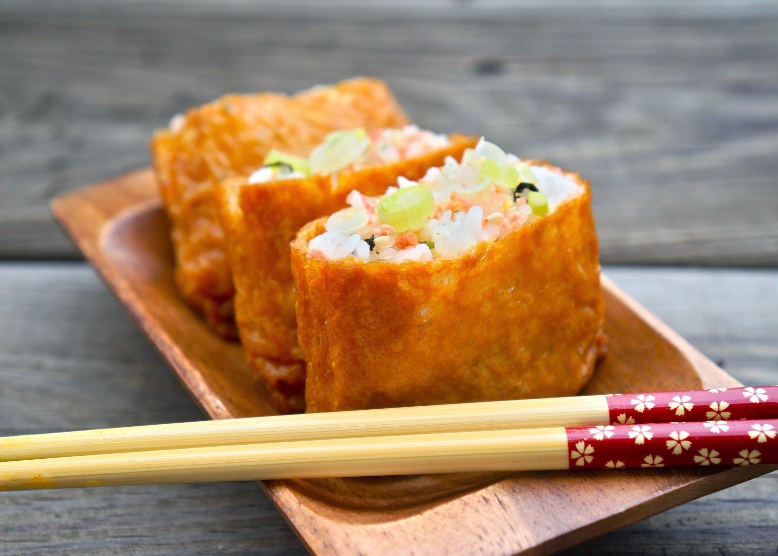 Inari Sushi | Rice and Coconut