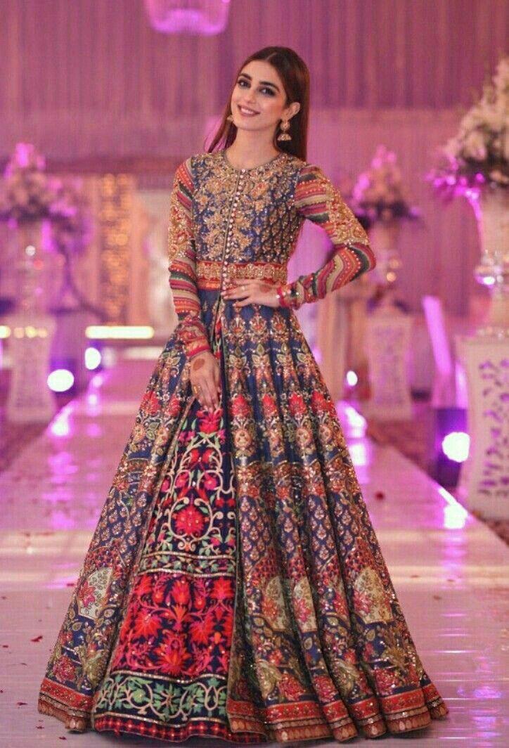Reception dresses   Wedding   Pinterest   Pakistani dresses ...