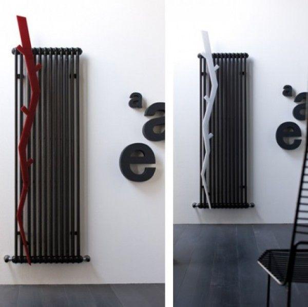 Tesi Collection: Stylish Home Radiators by Irsap