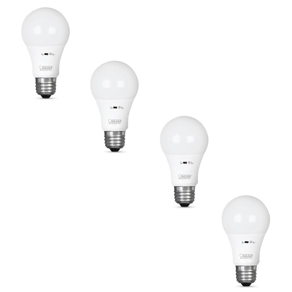 40 Watt Equivalent A19 Intellibulb Motion Activated Led Light Bulb