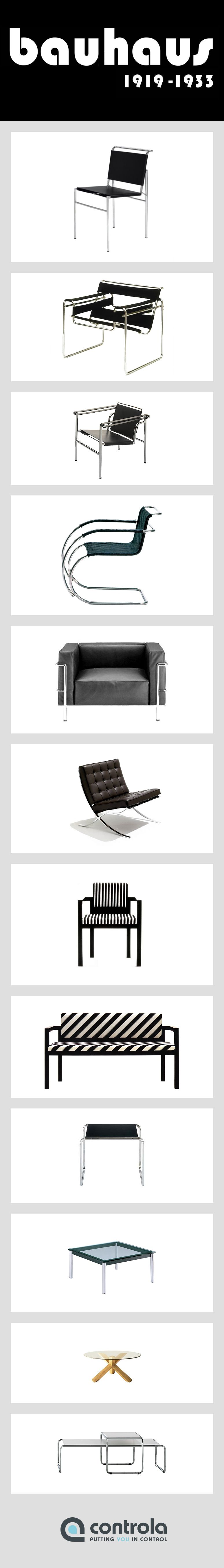 bauhaus klassiker bauhausstil pinterest design bauhaus und architektur. Black Bedroom Furniture Sets. Home Design Ideas