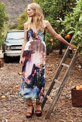 9faa819923250 Corey Lynn Calter Daybreak Midi Dress | Clothing | Anthropologie and ...