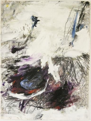 Emil Abraham, Now, 2o11, acrylic, pencil on paper