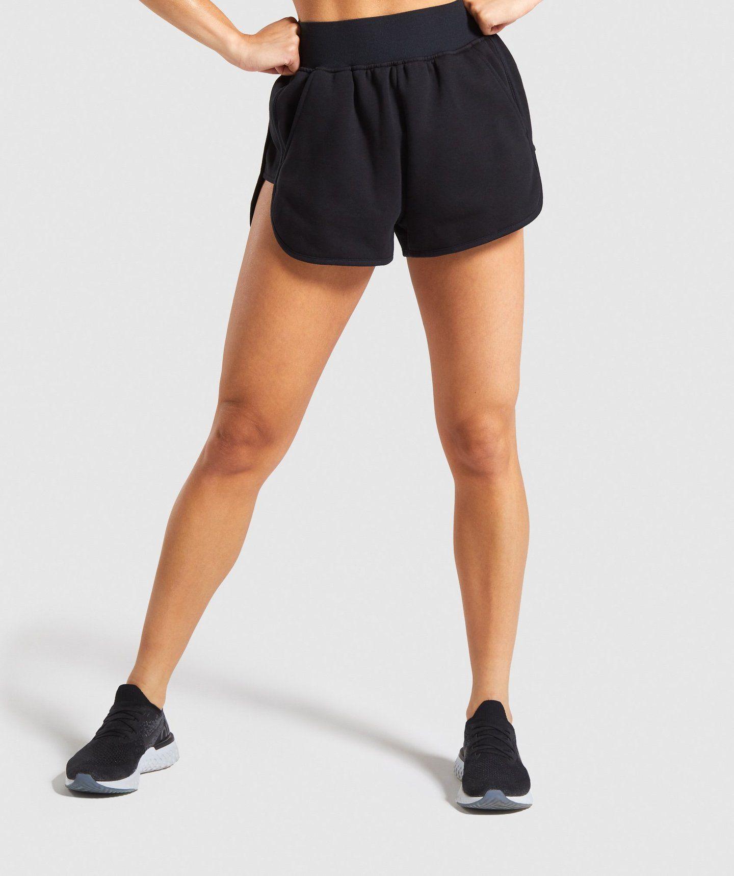 Gymshark Legacy Fitness Shorts Black New Releases