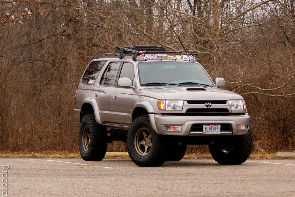 Ripcord S 2002 Sport Ed Version 2 0 Toyota 4runner Forum Largest 4runner Forum Toyota Suv Toyota 4runner Toyota Forerunner