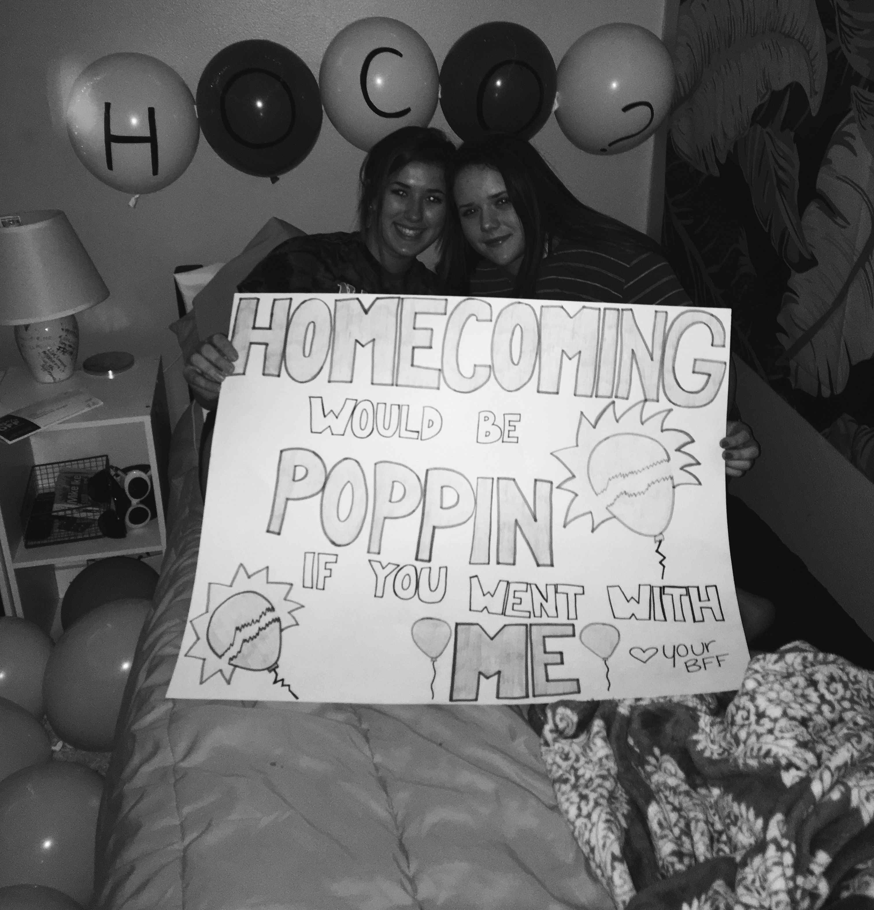 I N S T A G R A M : @V._.ee #hocoproposals