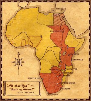 Cecil John Rhodes | South African History Online | Africa