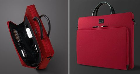 A chic laptop bag?! Get out!
