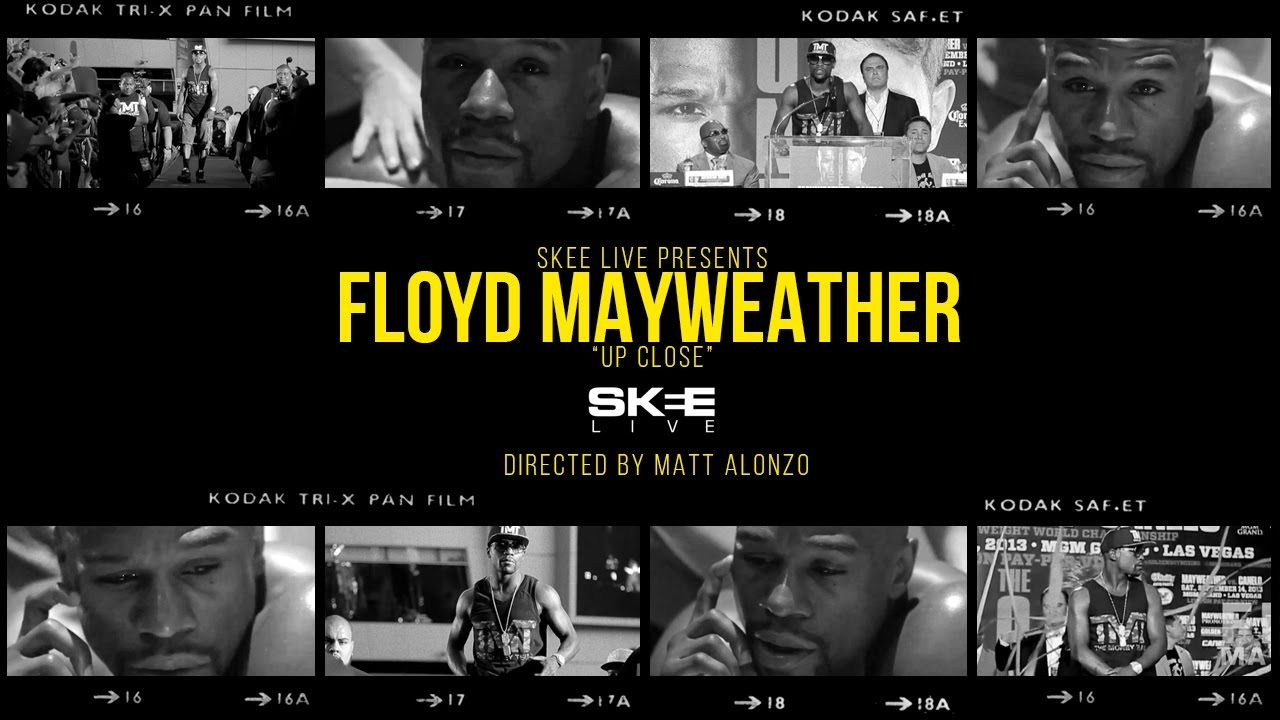 Floyd Mayweather | Up Close - YouTube matt alonzo