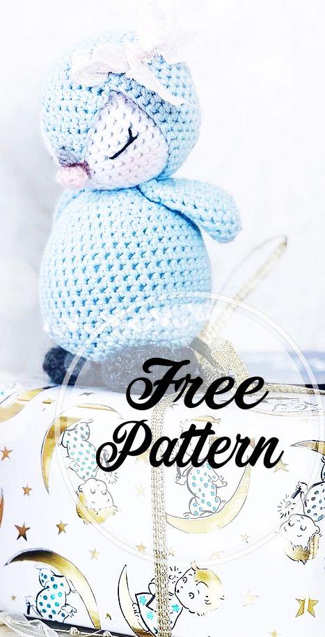 Häkeln Pinguin Amigurumi freies Muster Teil 3 #haken