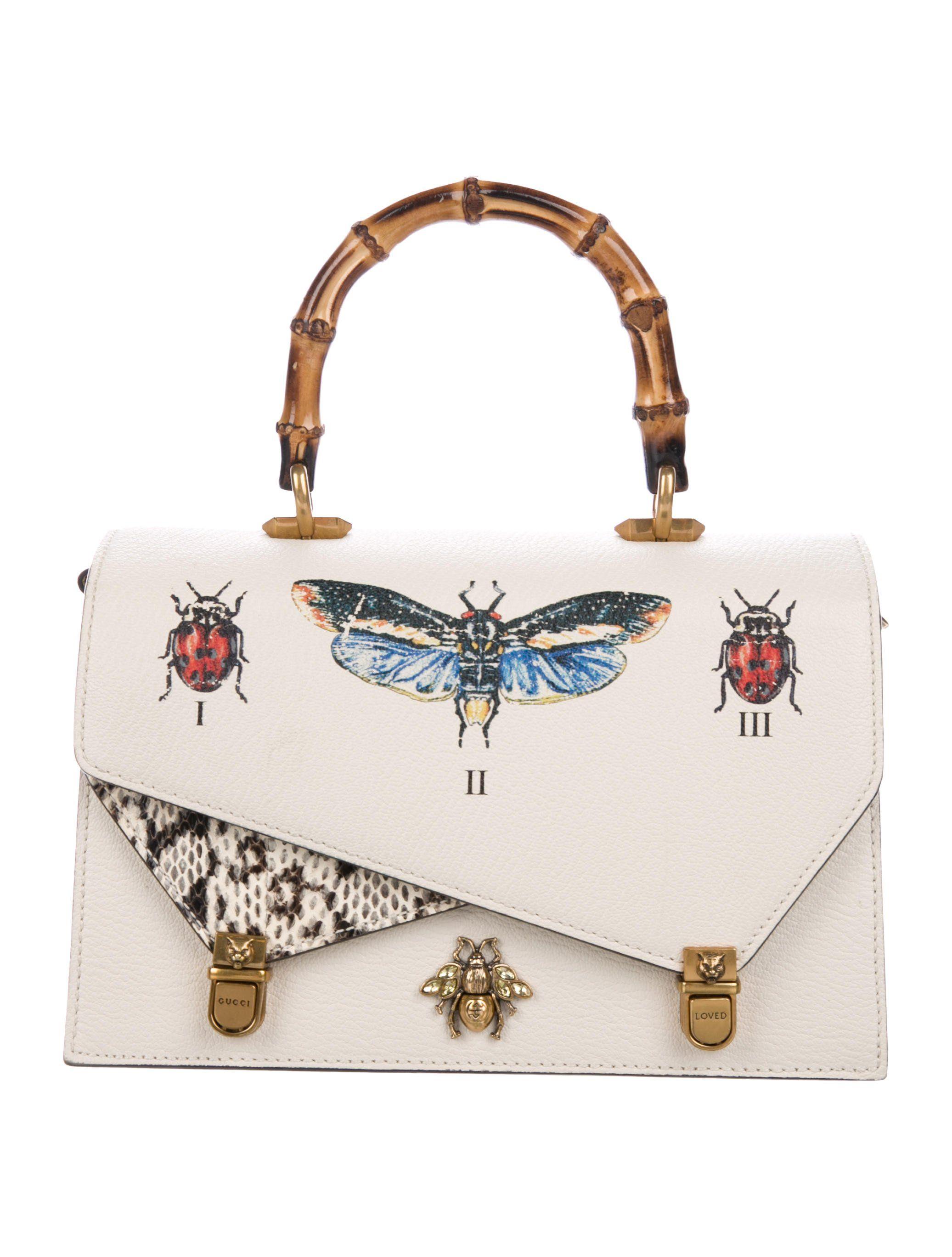 f927379e550 Creme grained leather Gucci Small Ottilia bag with gold-tone hardware