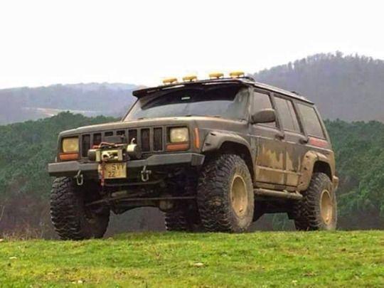 Pin Na Jeep