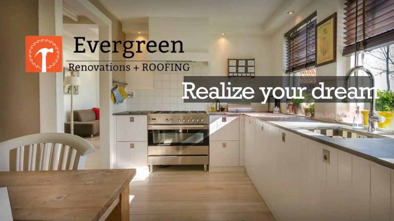Evergreen Rrenovations Roofing Roofing Renovations
