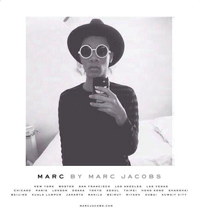 #CastMeMarc wants you for the Marc by Marc Jacobs campaign