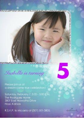 Invitations Photo Cards