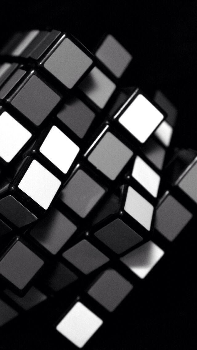 Hd Wallpaper Rubiks Cube 3d Cube Wallpaper Cube