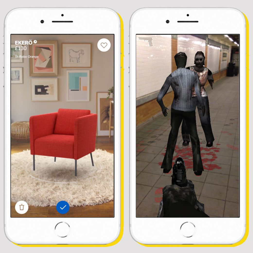 10 Cool AugmentedReality Apps That You Might Actually Use