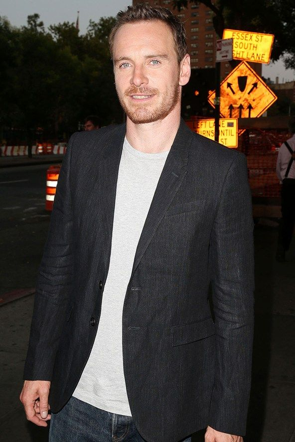 VOTE FOR YOUR SEXIEST MAN OF 2014 Michael Fassbender Age: 37