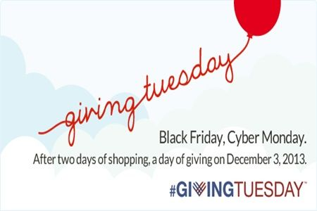 Celebrate Giving Tuesday and Why You Don't Want to Miss It - http://www.socialworkhelper.com/2013/12/03/giving-tuesday-dont-want-miss/?Social+Work+Helper via Social Work Helper
