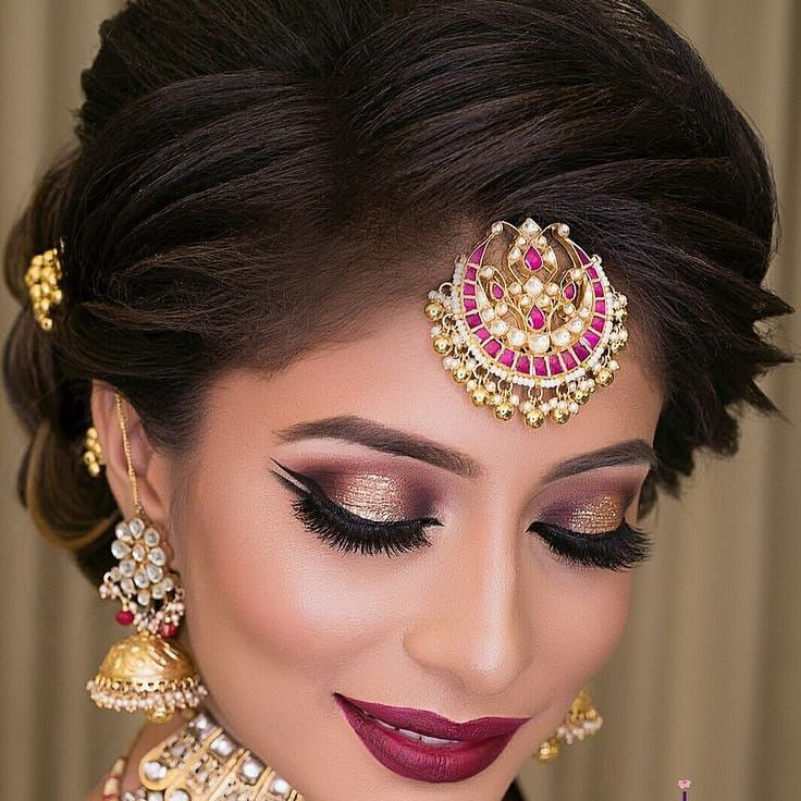 Friends Wedding Hairstyles Kerala: Professional Bridal Make-up Artist