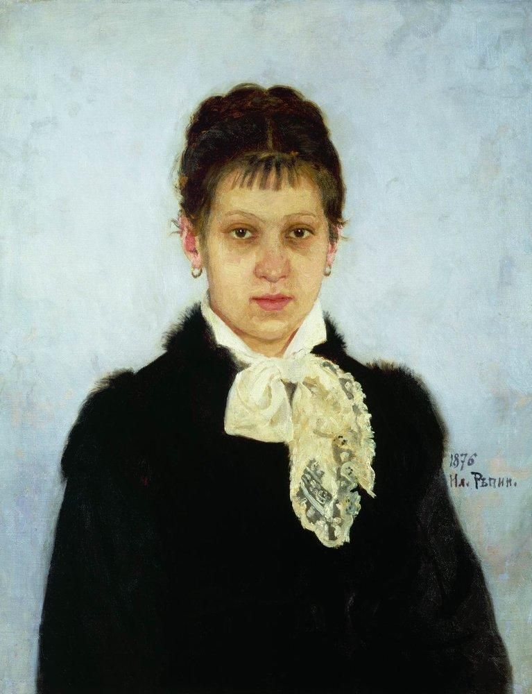V.A. Repina (1876)