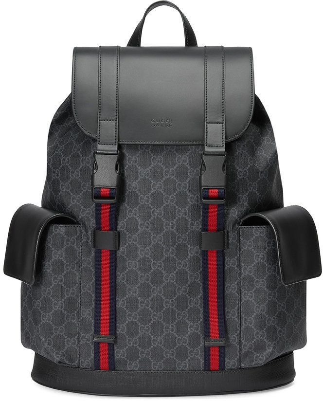 92840539eaec Gucci Soft GG Supreme backpack