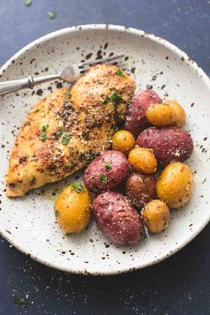 Instant Pot Chicken and Potatoes #instantpotchickenrecipes