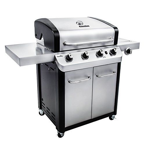 Char Broil 463277017 Signature 530 4-Burner Cabinet Gas Grill by ...