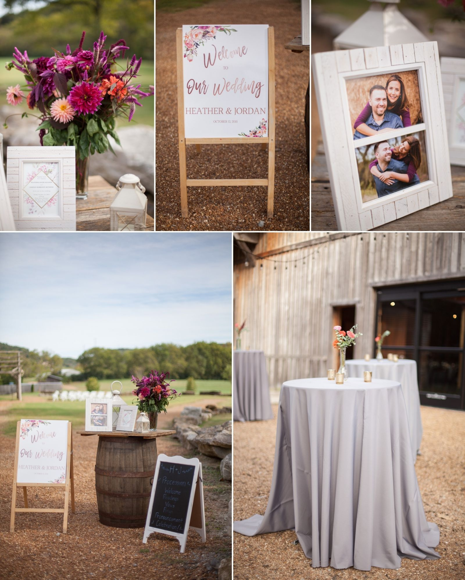Green Door Gourmet Wedding In Nashville Tn Rustic Fall Outdoor Wedding Details On Organic Farm Wi Outdoor Fall Wedding Fall Wedding Fall Wedding Photography