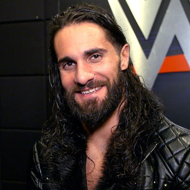 """Seth Rollins Fanpage. on Instagram: """"What's your favorite thing to do while in quarantine? #SethRollins #WWE"""""""