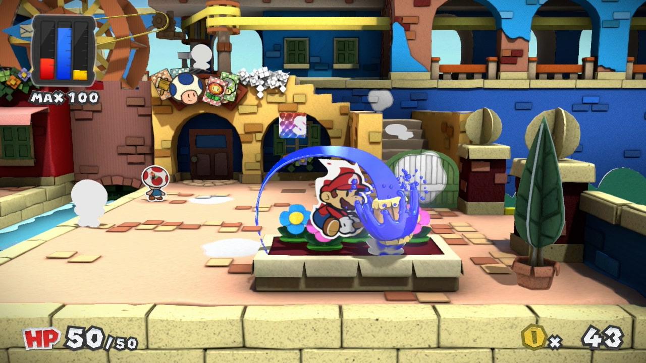 Gallery:Paper Mario: Color Splash - Super Mario Wiki, the