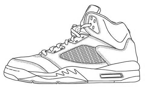 on sale 53f7f 6d13e Sneakers Sketch, Shoe Template, Sun Designs, Custom Shoes, Jordan Shoes For  Kids