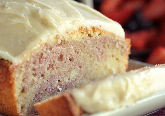 Raspberry Swirl Pound Cake Recipe - Starbucks copy