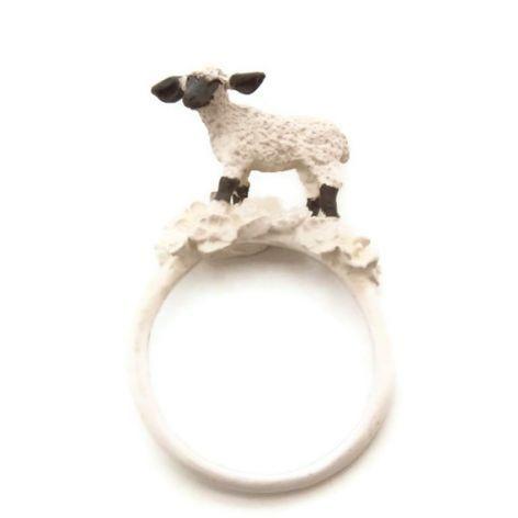 sheep ring!