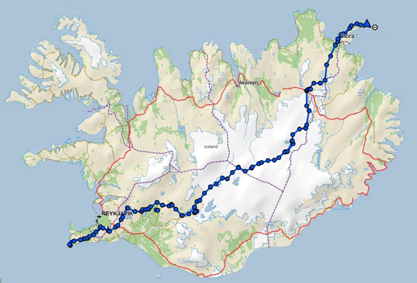 Mother and Daughter Hike Across Iceland - Iceland Monitor in 9