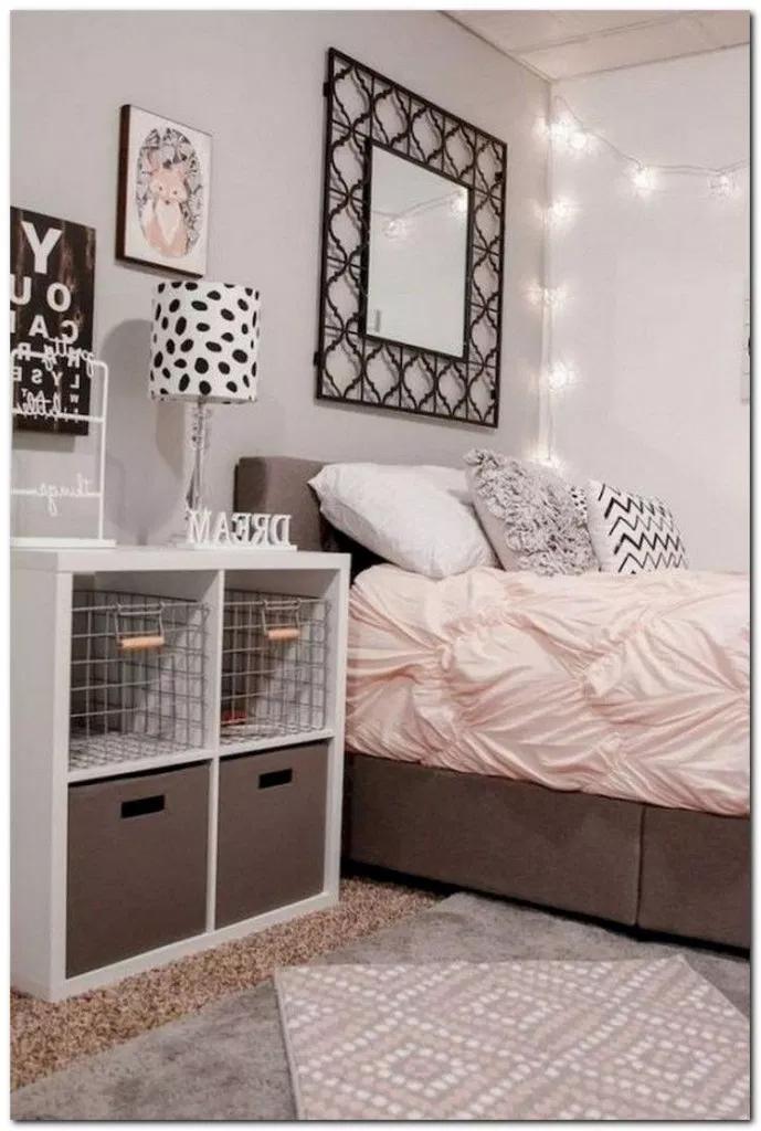 24 Beautiful Teenage Girls Bedroom Designs Ideas Bedroomideas Bedroomdecor Bedroomdesign Ho First Apartment Decorating Luxurious Bedrooms Apartment Decor