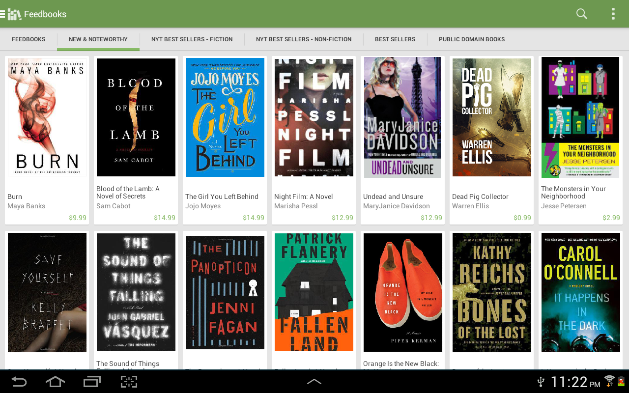 Aldiko Book Reader Amazon.co.uk Appstore for Android