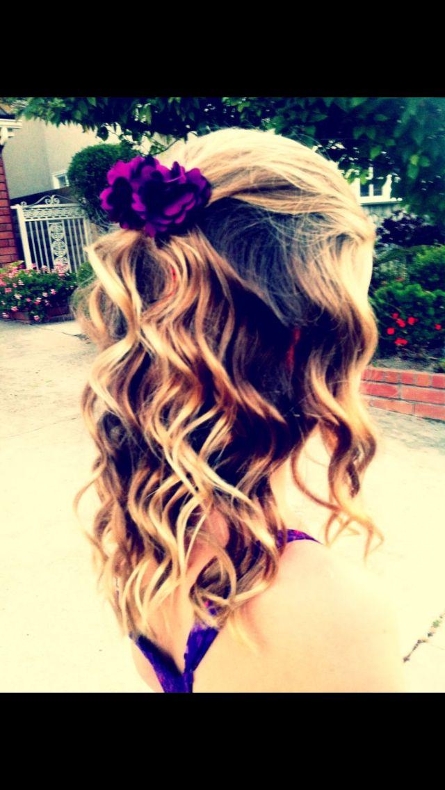Tight curls