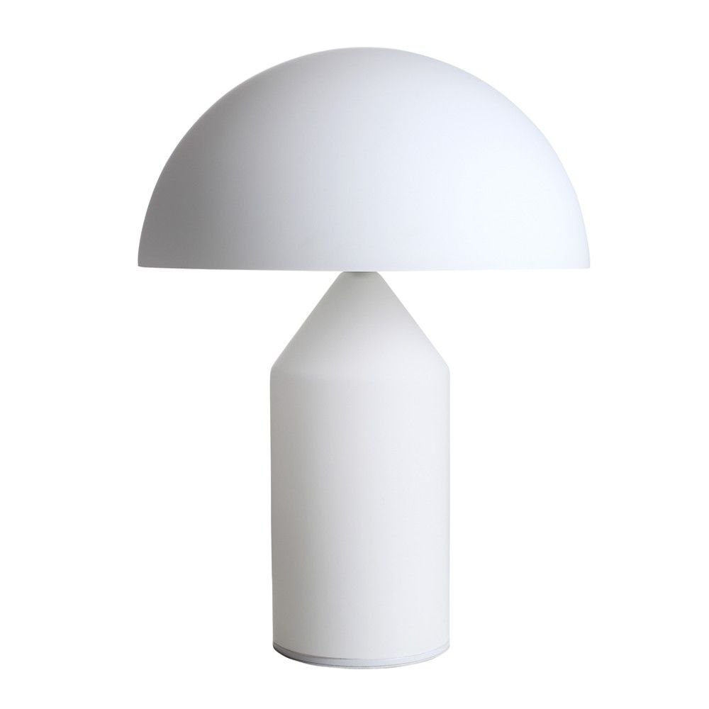 Want To Buy One Cute White Desk Lamp? This White Mushroom Desk Lamp Like A  Lovely Mushroom To Bring You Brightness.