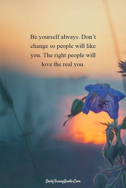 spreuken gedichten gezegden en citaten succes Be yourself always.. | Waarheden | Pinterest   Citaten, Spreuken  spreuken gedichten gezegden en citaten succes