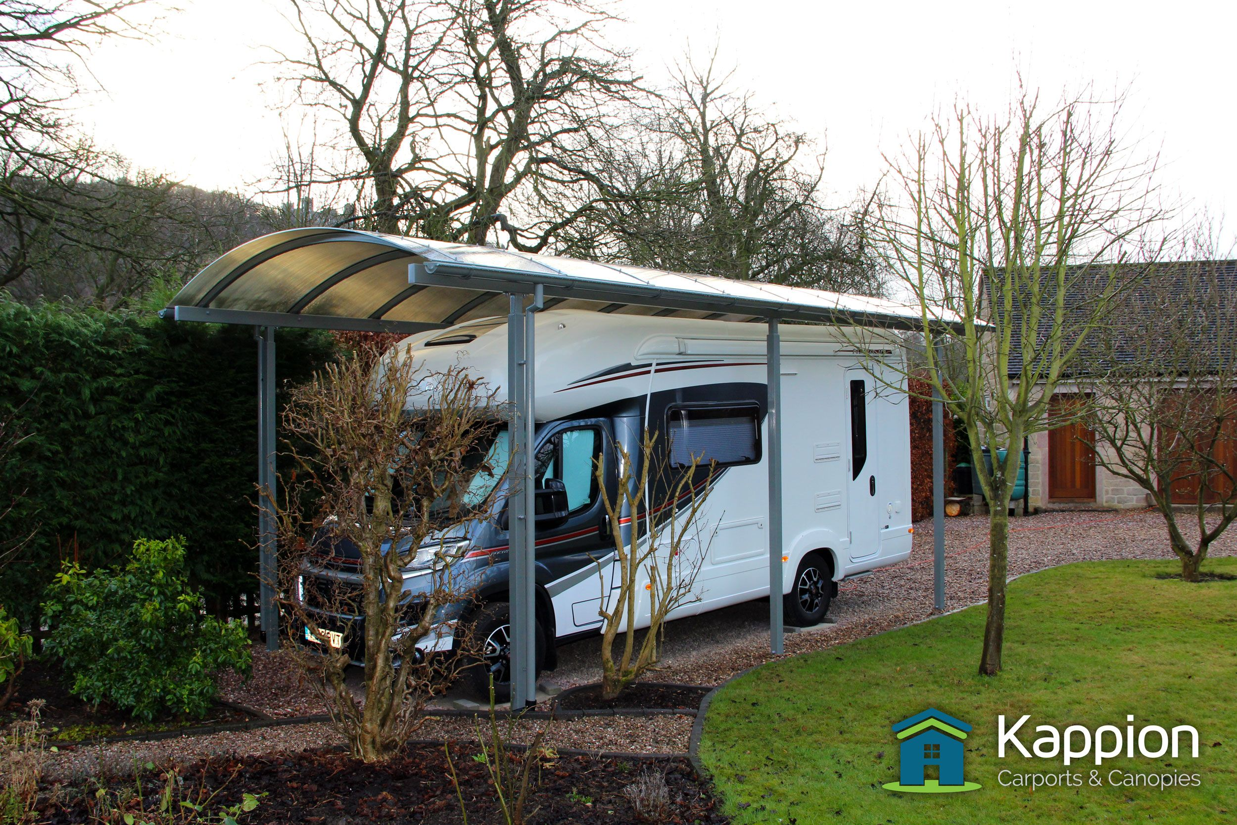 Motorhome Canopy Installed Matlock in 2020 Carport, Canopy