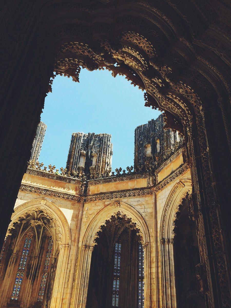 Mosteiro de Santa Maria da Vitória (Mosteiro da Batalha), Batalha, Portugal