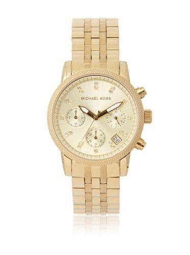 44912dd8a2c9 20% OFF Michael Kors Women s MK5676 Ritz Gold-Tone Stainless Steel Watch  Jealousy