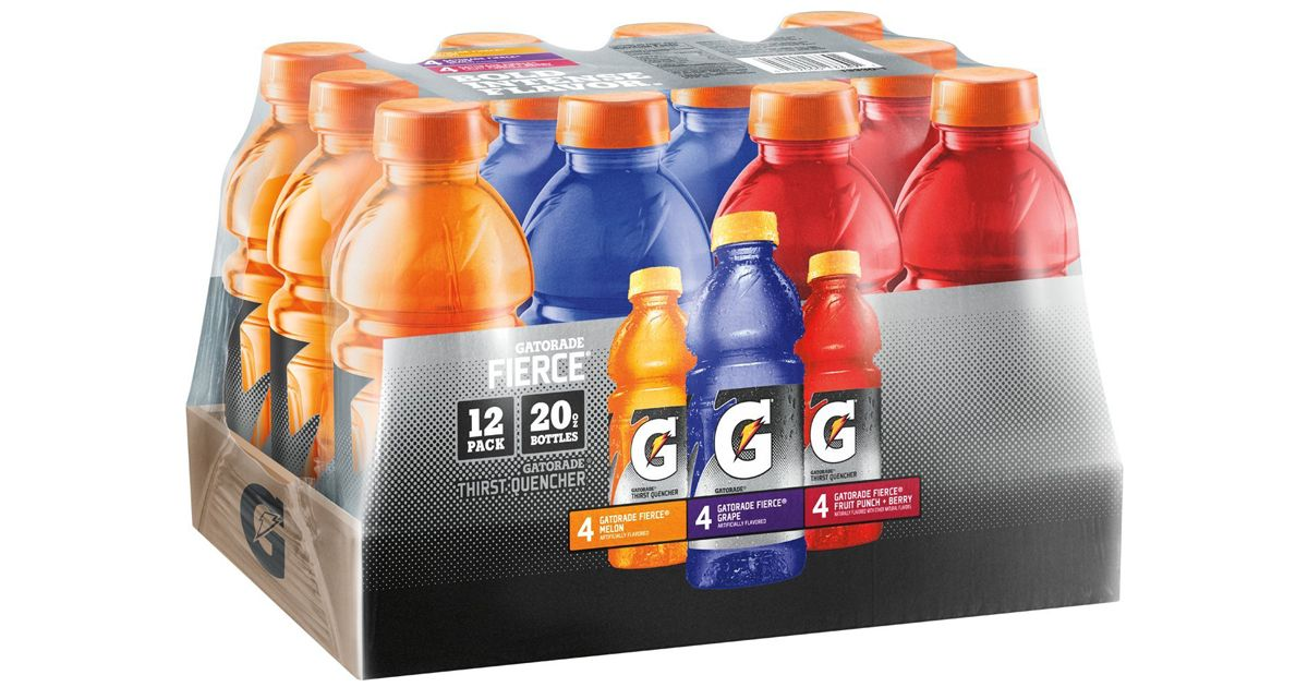 12+Pack+of+Gatorade+20oz+Bottles+Only+$7.20+Shipped+($0.60/Bottle)