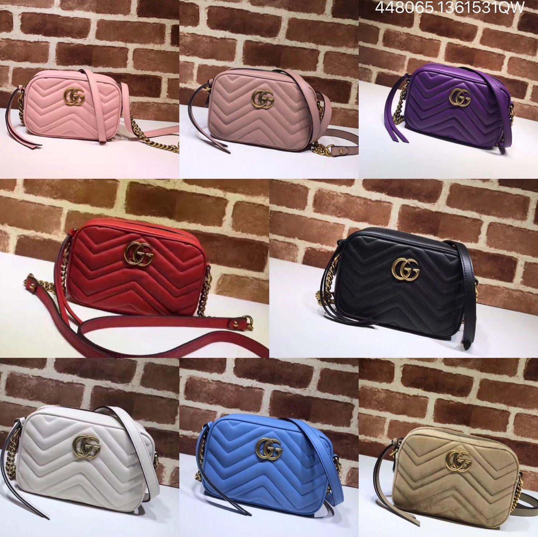 6946dbcd5ef8 Gucci gg marmont mini matelasse shoulder bag 18cm   Gucci bags ...