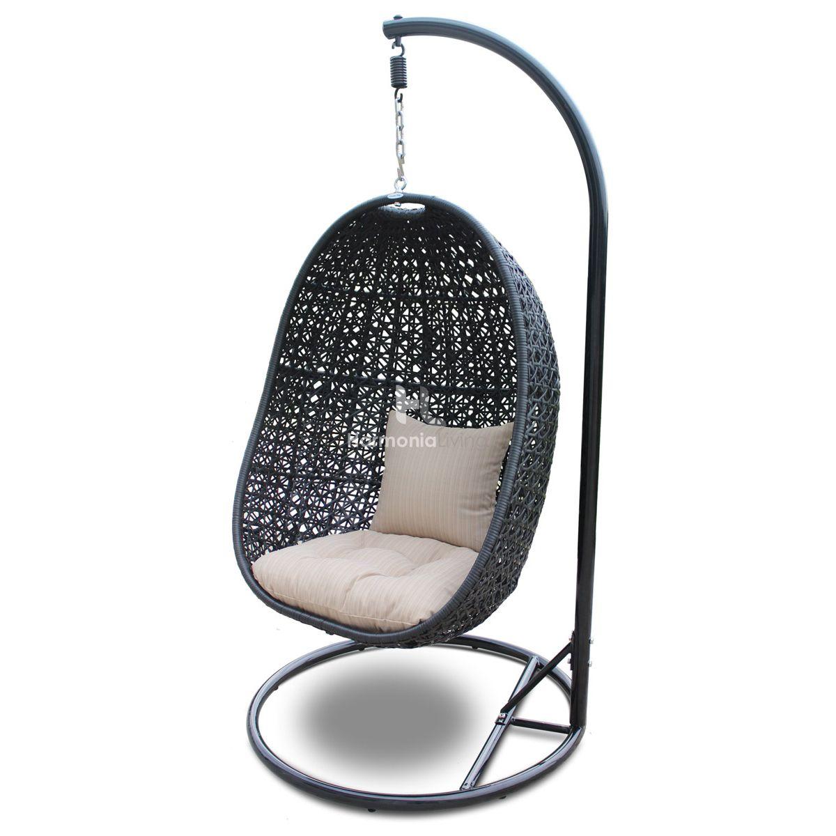 Nimbus Outdoor Hanging Chair Hl Nimbus Hangstoel Schommelstoel Tuinkamer