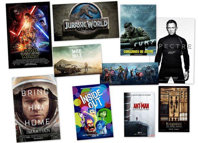 Las 10+1 mejores películas de 2015 - El Blog de Viper