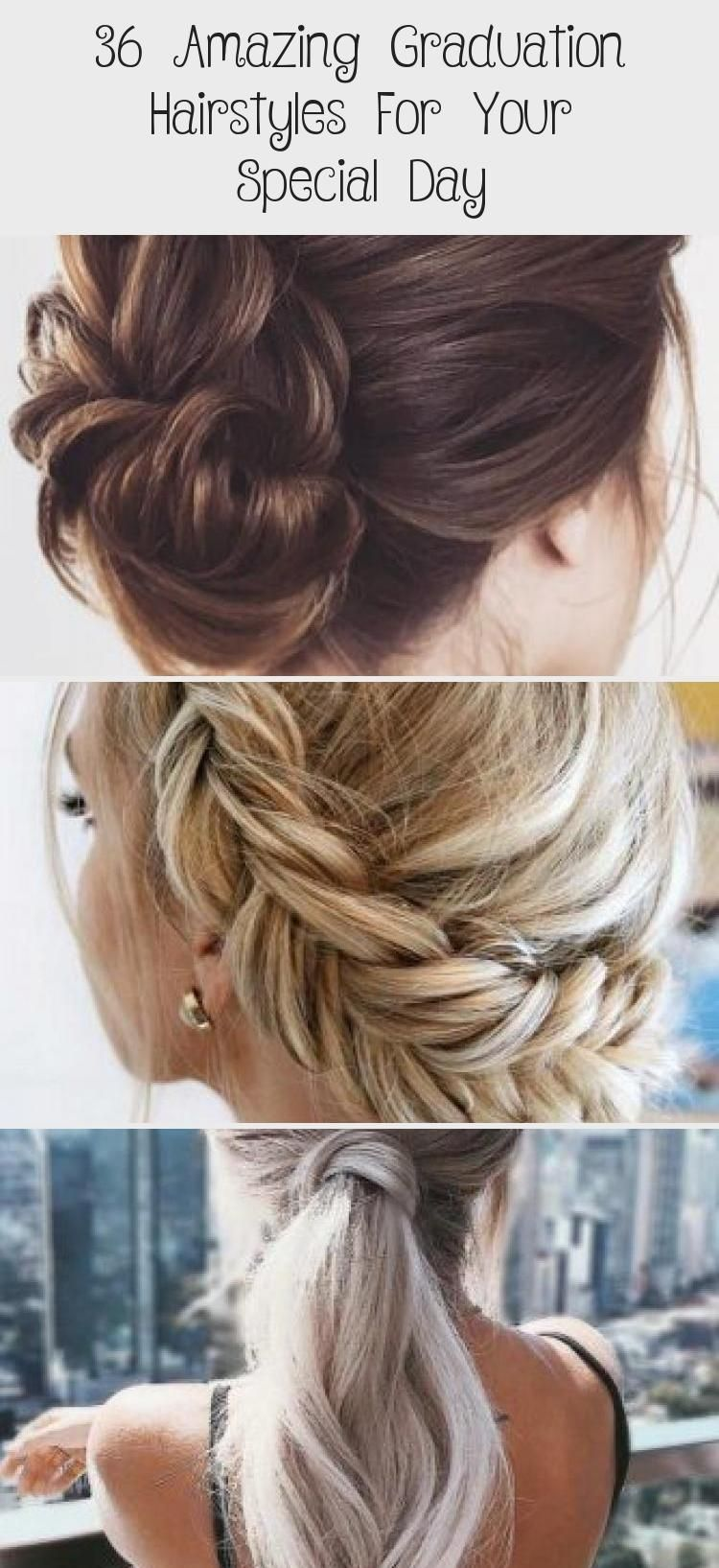 36 Amazing Graduation Hairstyles For Your Special Day – Hair Styles