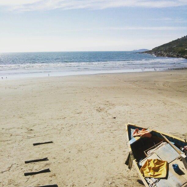 Praia de Itapiruba, melhor dia de todos. Vista do quarto, abrir a janela e ver o paraiso... é perfeito